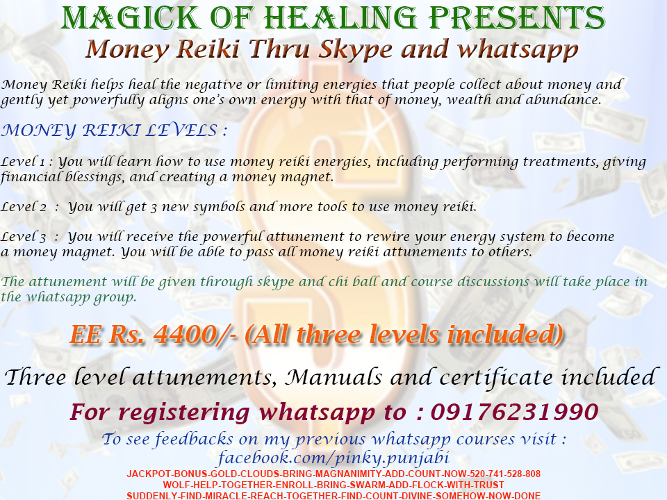 Magick Of Healing
